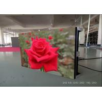 Indoor Ultra Light LED big screen full color Video wall P3.91 with excellent design