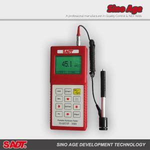 China 960 Data ASTM A956 HARTIP 3000 Leeb Rebound Hardness Tester on sale