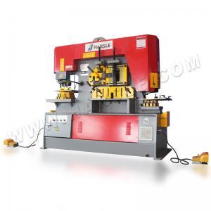 China China Manufacture Q35Y-20 Hydraulic Ironworker/hydraulic punch press machine and shearing machine on sale