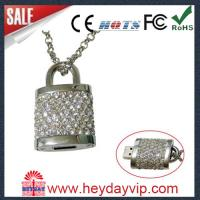 Jewelry crystal Diamond USB Flash Drive