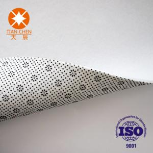 China Anti - Bacteria Non Woven Sheet Roll Fabric Carpet Underfelt 120gsm - 800gsm on sale