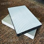 New type hollow plastic building formwork