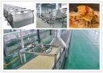 corn or wheat flour Non Fried Instant Noodle production line and noodle machines