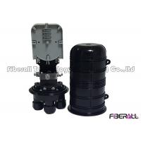 24 Fibers Mini Dome and Vertical Type Optical Cable Splice Joint Closure