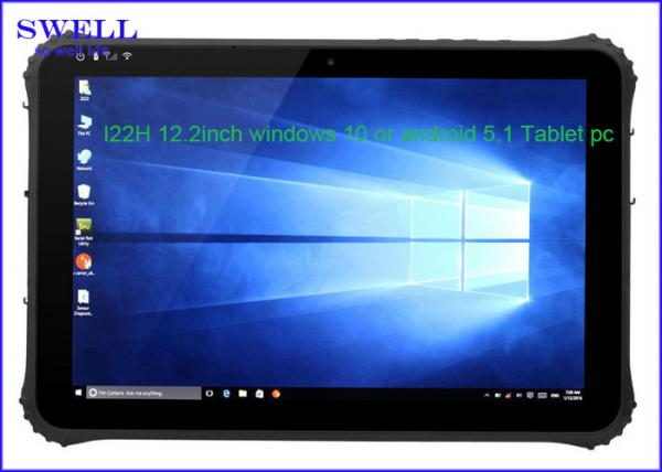 Android Dual Boot intel Z8300 12 2Inch Windows Tablet