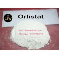 China Healthy Effective Weight Loss Steroids Orlistat For Treating Obesity CAS 96829-58-2 on sale