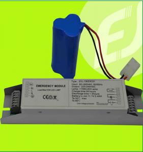 Quality LED emergency lighting control gear designed for maintained and sustained fixture use in indoor applications & LED emergency lighting control gear designed for maintained and ...