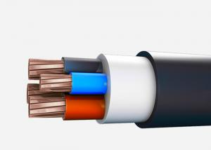 Quality 300/500 V 70˚C 2/3/4/5 CORES - LIGHT POLYVINYL CHLORIDE SHEATHED CABLE for sale