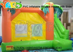 China Indoor Or Outdoor Commercial Inflatable Castle Bouncer With Puncture-proof on sale