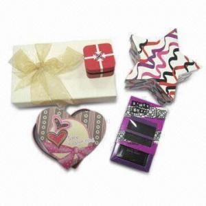 China Cajas de regalo, ampliamente utilizadas en la ropa, zapatos, equipaje, bolsos del viaje y premio on sale