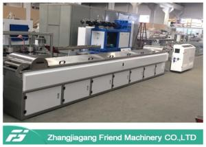 China Original Nylon PA6 PA66 Plastic Profile Production Line For Grass Trimmer Line on sale