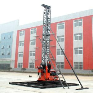China 360° Deep Hydraulic Drilling Equipment / Geotechnical Borehole Drilling on sale