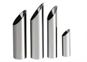 China 10mm Round Thick Wall Steel Tube / Stainless Steel Hydraulic Tubing on sale