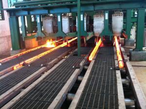 China Steel Molding CCM Machine , Semi - Portal Continuous Casting Machine on sale