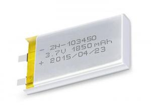 China Green Power Li Polymer Rechargeable Battery 1850mAh For Digital Camera on sale
