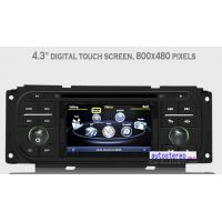 Car Stereo Sat Nav Stereo DVD for Chrysler PT Cruiser Sebring Jeep Dodge GPS Satnav Autoradio