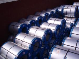 China ASTM A653 Standard Hot?Dip?Galvanized?Steel?Coil With CS Type C Grade , CE Approved on sale