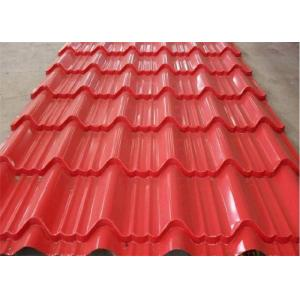 China Cold Rolled Painted Aluminum Coil Sheet Zinc Coating , High Strength Steel Plate on sale