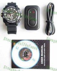 Quality Newest 1080P waterproof spy camera watch DVR W1000 4GB/8GB/16GB for sale