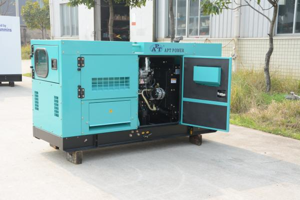 industrial power generators. Industrial Power Generators With Silent Type, Volvo Engine, Leroy Somer, 125kVA Images