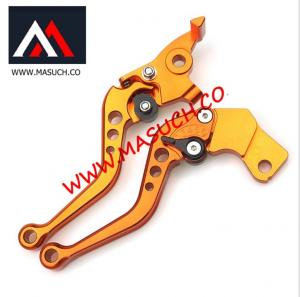 China motorcycle spare parts motorcycle CNC lever good quality different colour on sale