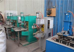 China Electric Resistance Spot Welding Machine Low Power Consumption For Wire Mesh Processing on sale