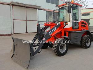 China ZL12F Front Bucket Wheel Loader on sale