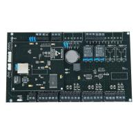 Top selling TCP/IP Two door access control board pcba with free access manage system