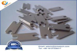 China High Conductivity MoCu Molybdenum Copper Alloy ASTM B387 on sale