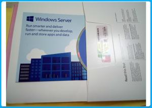 Quality Microsoft Windows Software Server 2016 Standard 64bit DVD Sever 2016 standard for sale