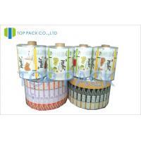China Película seca blanca de la lamina del borrado del papel de aluminio con la impresión de encargo on sale