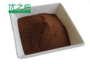 China Brown Fulvic Acid 95% Organic Plant Fertilizer Improve Soil Structure on sale