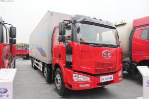 China Faw 8*4 Refrigerated Truck Body on sale