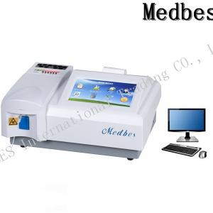 China Open system Touch Screen Semi-Auto Biochemistry Analyzer on sale