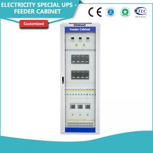 China Single Phase UPS Electrical System Intelligent Detection And Monitoring With Static Switch on sale