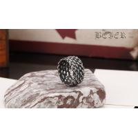 China Wholesale fashion Jewelry stainless steel Vintage Ring for men E15 New arrival on sale