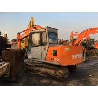 HITACHI EX60-1 USED EXCAVATOR FOR SALE IN CHINA (ORIGINAL JAPAN ) year -2008