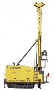 China Core Drill Rig 179kw Core Drilling Rig Hydraulic Drill Machine For Coal Mining HYDX-6 on sale