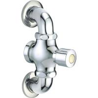China Double In Wall Toilet Flush Valve Matching With G1 Or G3/4 Inlet For Squat Pan on sale