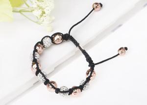 China Charming simple style Bracelet Fashion Gemstone Bead Bracelet for Unisex MIM0183-1 on sale