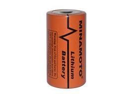 China OEM ER17505M AA li - socl2 2800mAh high working voltage 3.6V Lithium Battery on sale