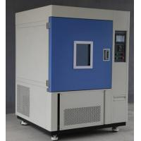 China NF EN 196 standard humidity temperature cement environmental test chamber  Programmable color LCD touch screen on sale