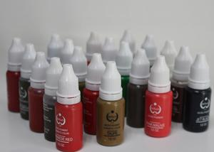 China 3D Nature Eyebrow Permanent Makeup Tattoo Ink Pigment Embroidery Art Inks on sale