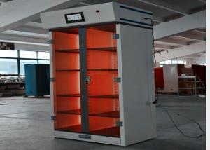 China Medicine Laboratory Storage Cabinets , Filtered Ductless Metal Storage Cabinet on sale