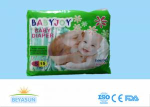 China Soft Super Absorbent Non Toxic Infant Baby Diapers Disposable For Boy on sale