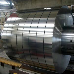 China Galvanized Cold Rolled Strip Steel 10.5mm - 600mm Width 0.20 -1.0mm Thickness on sale