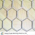 Straight Twist Hexagonal Mesh