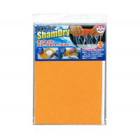 Mighty Wipes,Magic Cloth,Orange Shammy Germany Non-woven Cleaning Cloth,Viscose Shamwow Cloth