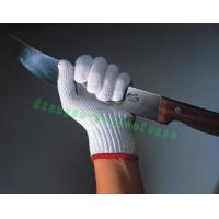 Police Cut Resistant Safety Knitted Gloves