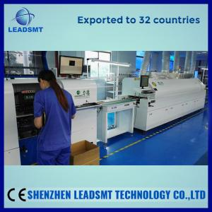 China LEADSMT ONLINE AUTOMATIC SMT PICK AND PLACE MACHINE ,SMT MACHINES on sale